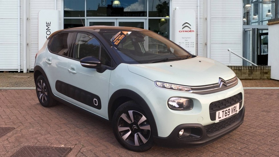 Used Citroen C3 Hatchback 1.5 BlueHDi Flair (s/s) 5dr