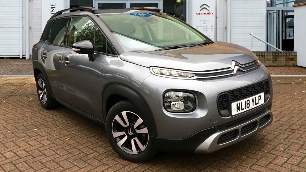 Used Citroen C3 Aircross SUV 1.2 PureTech Feel 5dr