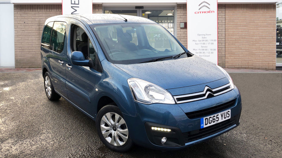 Used Citroen BERLINGO MPV 1.6 BlueHDi Feel Edition Multispace 5dr