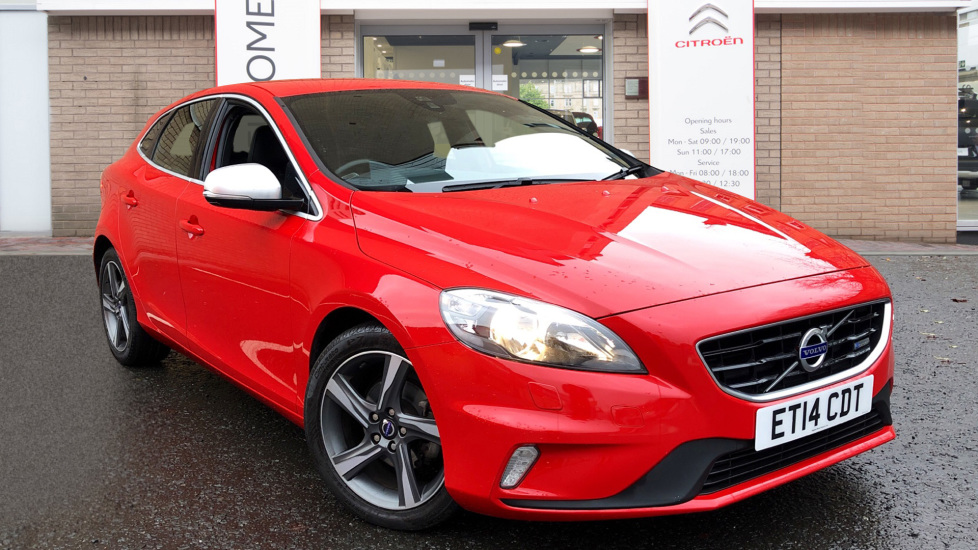 Used Volvo V40 Hatchback 1.6 D2 R-Design 5dr