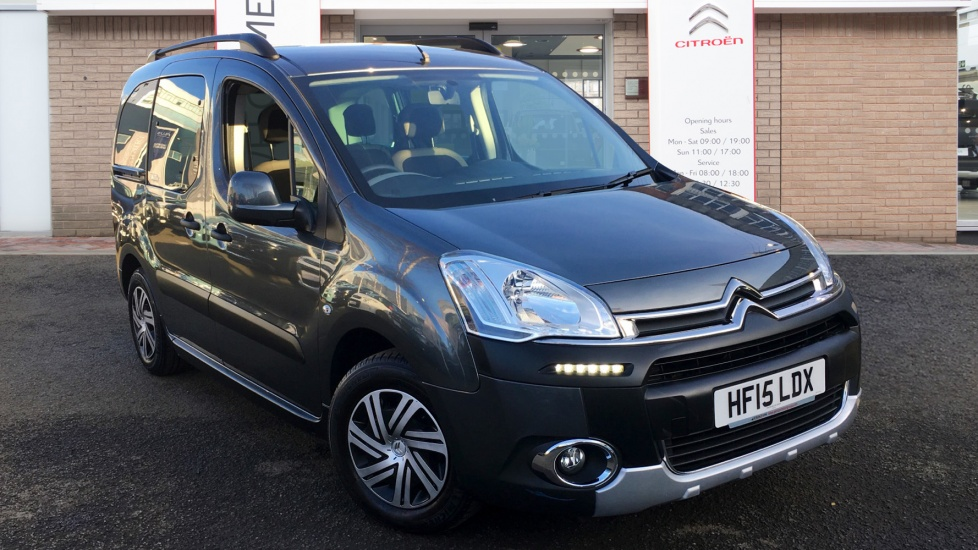 Used Citroen BERLINGO MULTISPACE MPV 1.6 e-HDi Airdream XTR ETG6 5dr