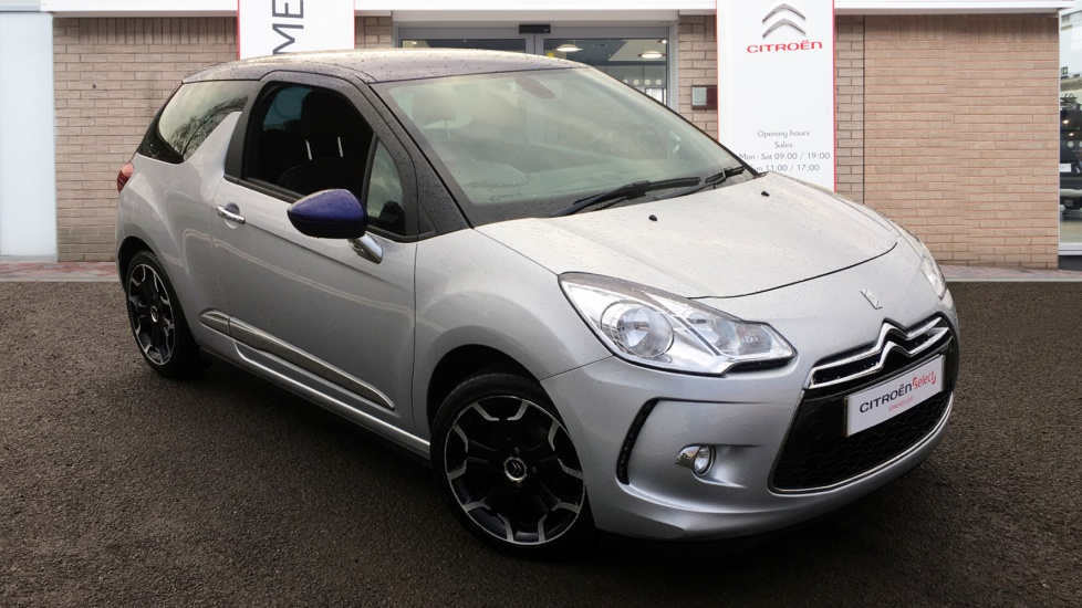 Used Citroen DS3 Hatchback 1.6 VTi DStyle Plus 3dr