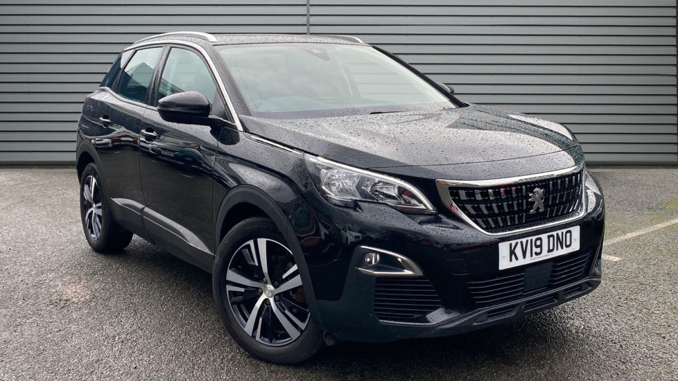 Used Peugeot 3008 SUV SUV 1.5 BlueHDi Active EAT (s/s) 5dr