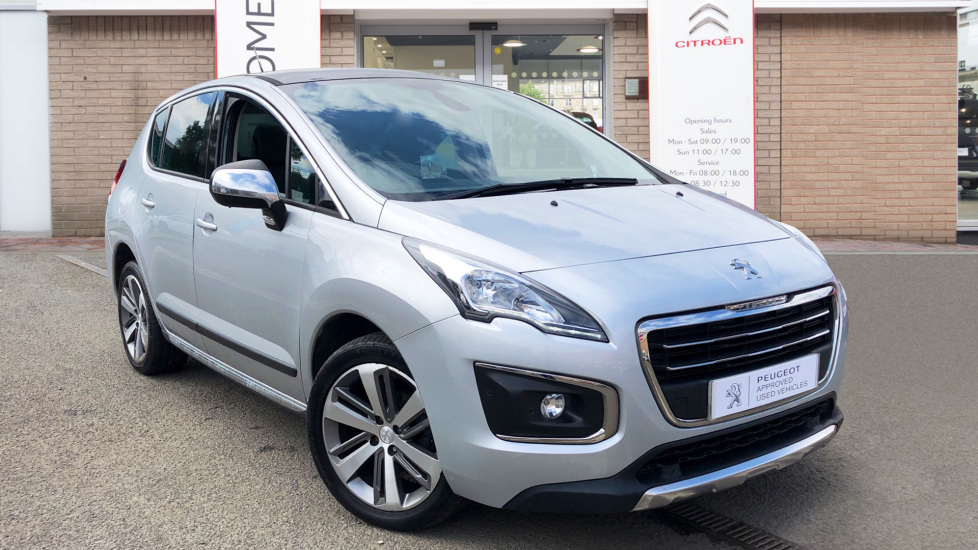 Used Peugeot 3008 SUV 1.6 HDi Allure 5dr