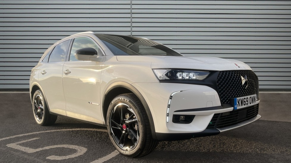 Used DS Automobiles DS 7 CROSSBACK SUV 1.6 PureTech GPF Performance Line Crossback EAT8 (s/s) 5dr