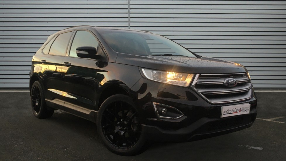 Used Ford Edge SUV 2.0 TDCi Zetec AWD (s/s) 5dr