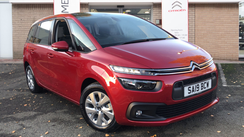 Used Citroen Grand C4 SpaceTourer MPV 1.2 PureTech Touch Edition (s/s) 5dr