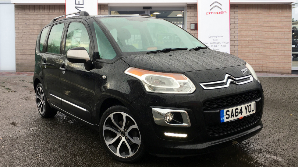 Used Citroen C3 PICASSO MPV 1.4 VTi Selection 5dr