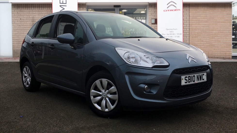 Used Citroen C3 Hatchback 1.1 i 8v VT 5dr