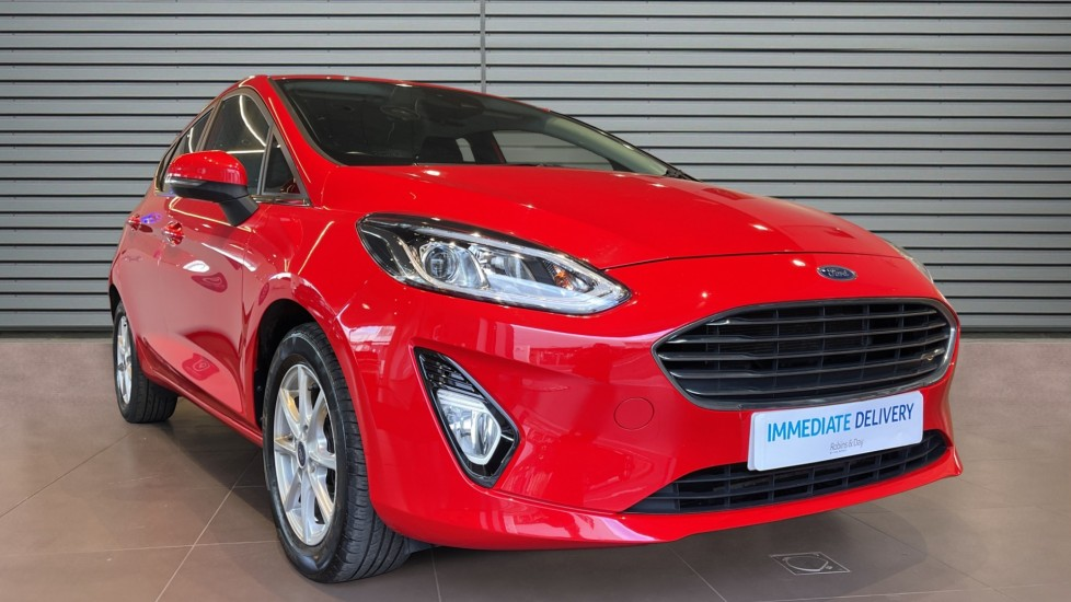 Used Ford Fiesta Hatchback 1.1 Ti-VCT Zetec (s/s) 5dr