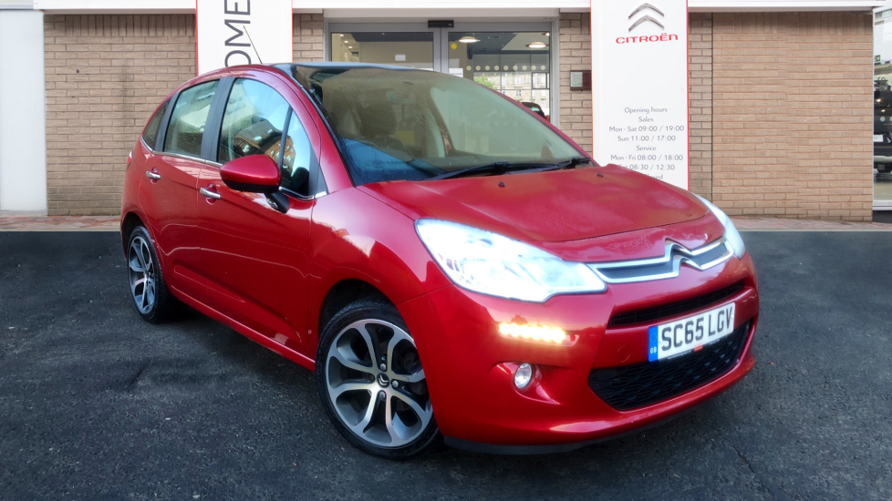 Used Citroen C3 Hatchback 1.6 e-HDi Selection 5dr