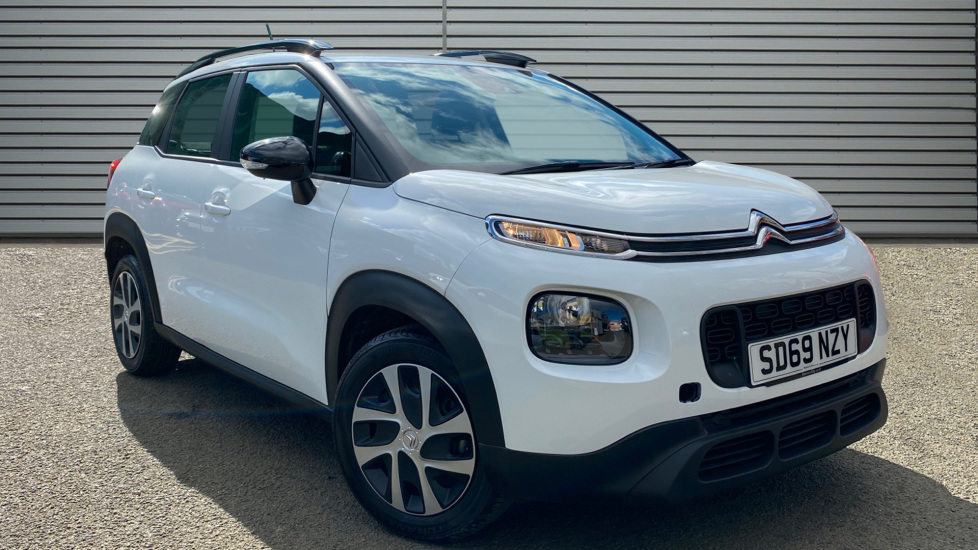 Used Citroen C3 Aircross SUV 1.2 PureTech Touch 5dr