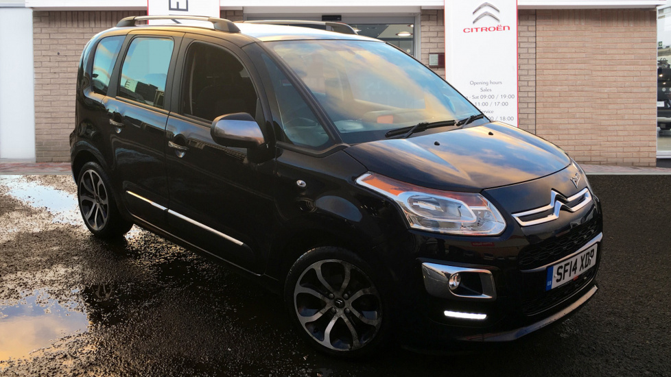 Used Citroen C3 PICASSO MPV 1.6 HDi 8v Selection 5dr