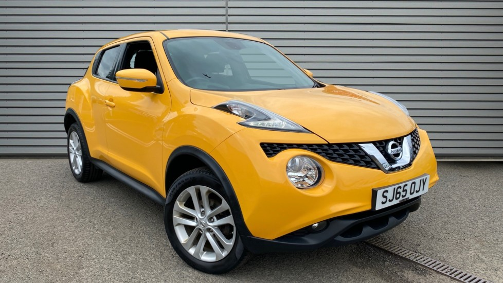 Used Nissan Juke SUV 1.2 DIG-T N-Connecta (s/s) 5dr