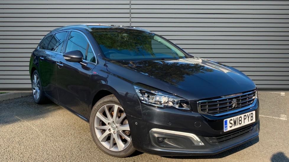 Used Peugeot 508 SW Estate 2.0 BlueHDi GT Line (s/s) 5dr
