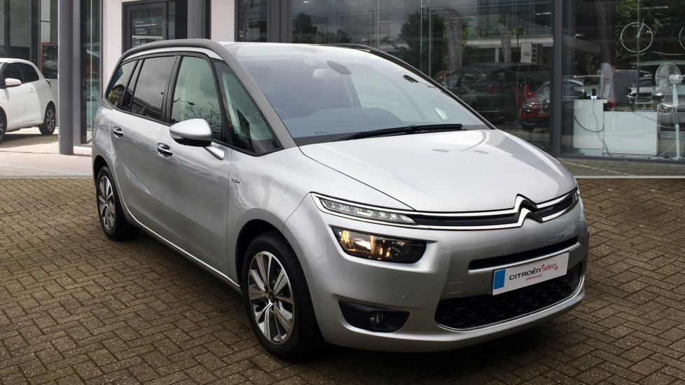 Used Citroen GRAND C4 PICASSO MPV 1.6 e-HDi Airdream Exclusive+ ETG6 5dr