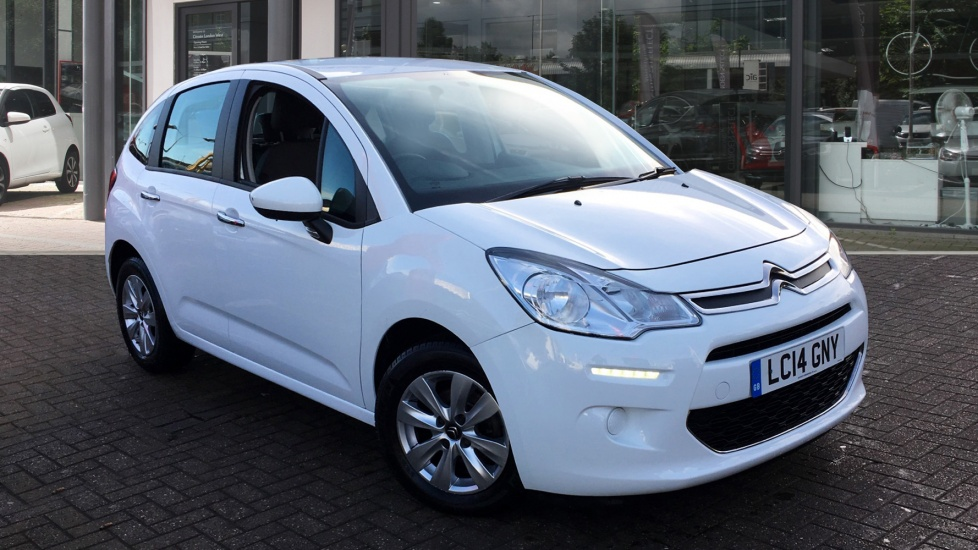 Used Citroen C3 Hatchback 1.2 VTi VTR+ 5dr