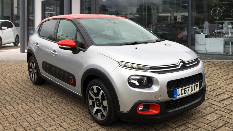 Used Citroen C3 Hatchback 1.2 PureTech Flair Nav Edition 5dr