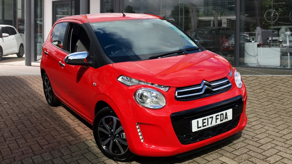 Used Citroen C1 Hatchback 1.2 PureTech Flair Hatchback 5dr