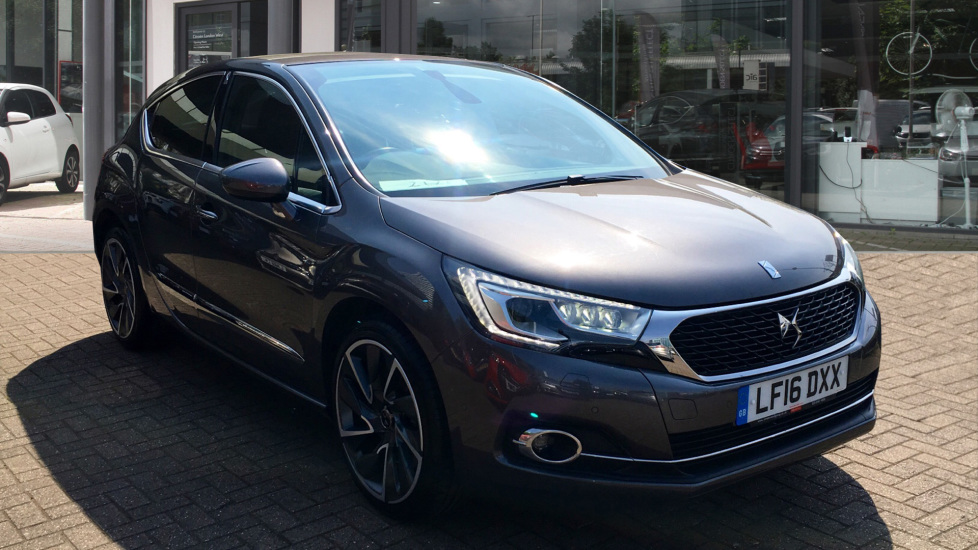 Used DS Automobiles DS 4 Hatchback 1.6 THP Prestige 5dr