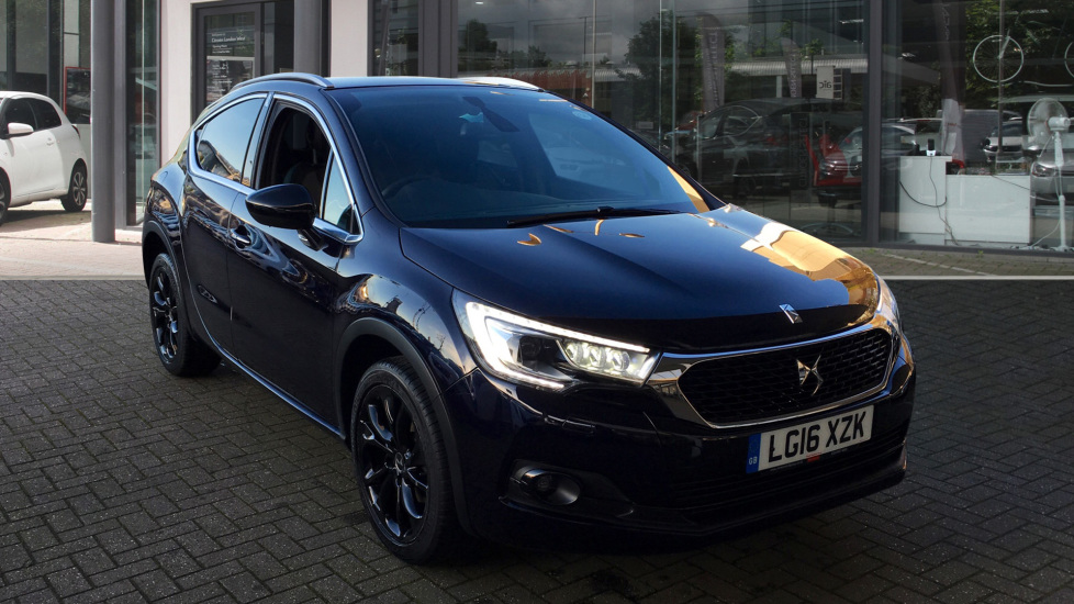 Used DS Automobiles DS 4 CROSSBACK Hatchback 1.6 BlueHDi (s/s) 5dr