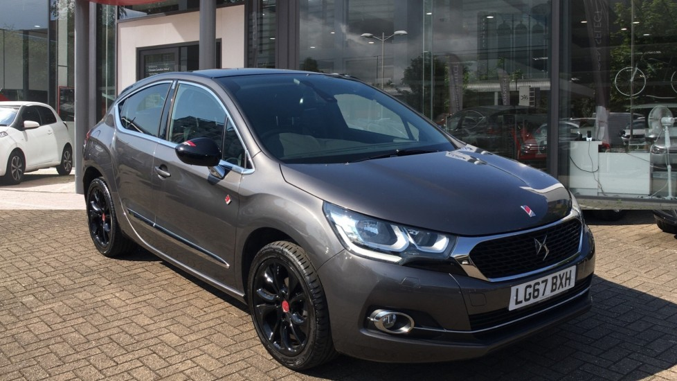 Used DS Automobiles DS 4 Hatchback 1.6 BlueHDi Performance Line EAT6 (s/s) 5dr