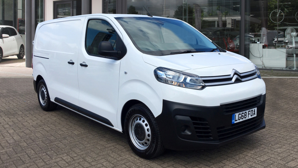 Used Citroen DISPATCH Other 1.6 X M 1000 6dr