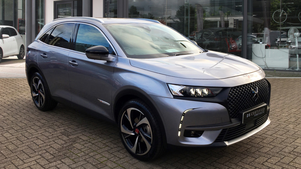 Used DS Automobiles DS 7 Crossback SUV 1.6 PureTech Performance Line Crossback EAT8 (s/s) 5dr