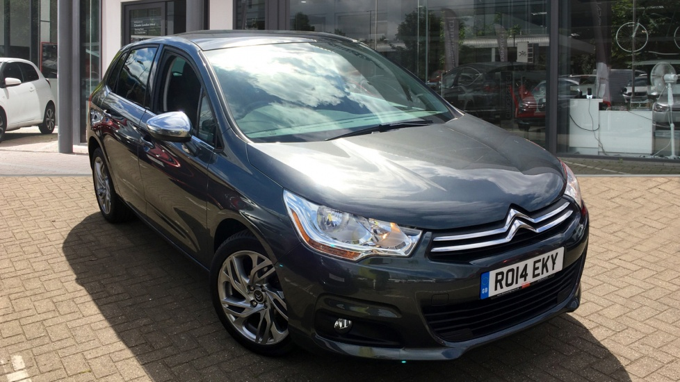 Used Citroen C4 Hatchback 1.6 HDi Selection 5dr