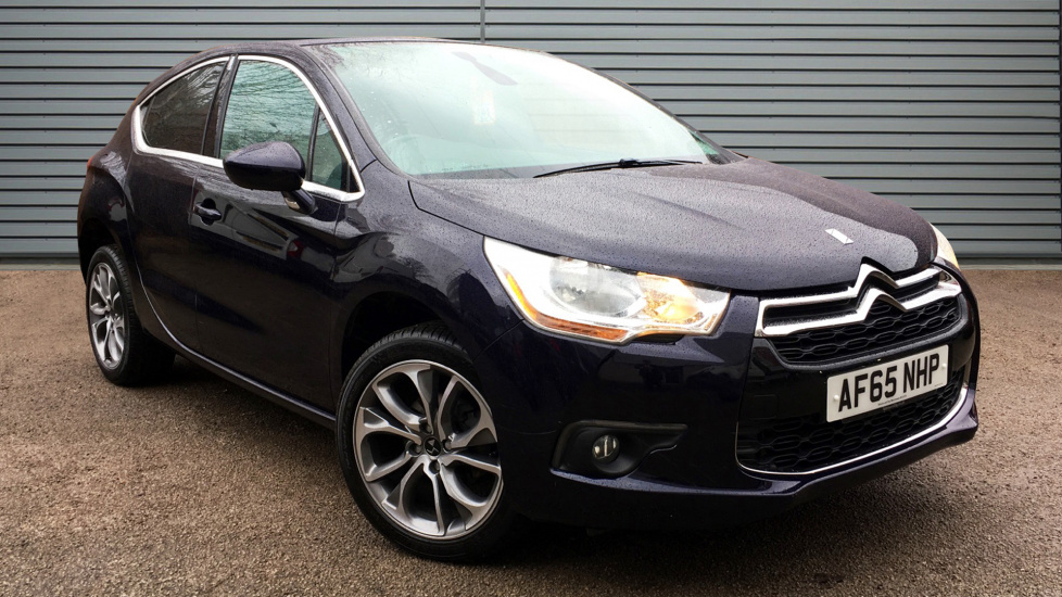 Used DS 4 Hatchback 1.6 BlueHDi DStyle EAT6 5dr (nav, start/stop)