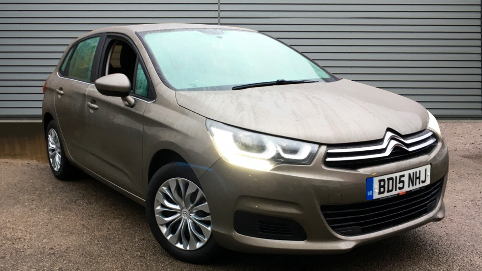 Used Citroen C4 Hatchback 1.2 PureTech Touch 5dr