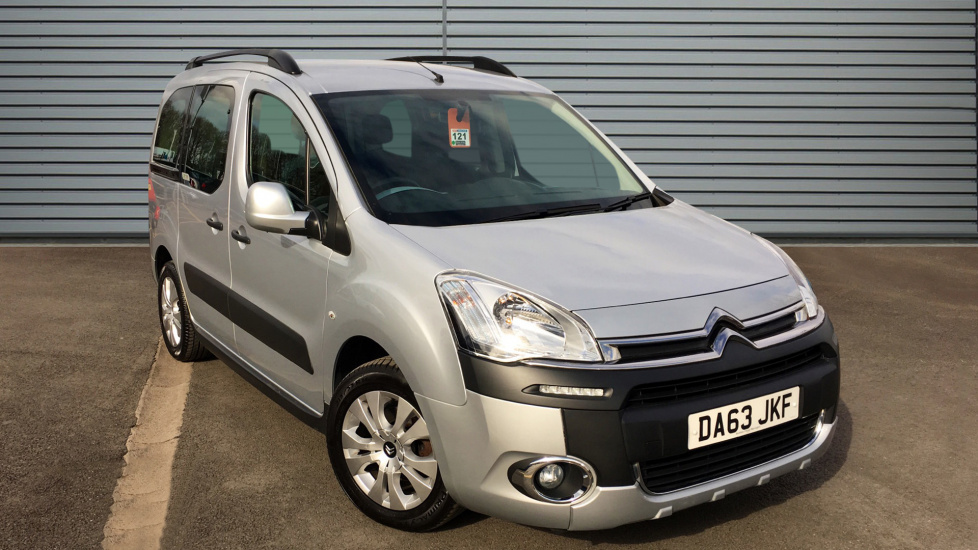 Used Citroen BERLINGO MPV 1.6 HDi XTR 5dr