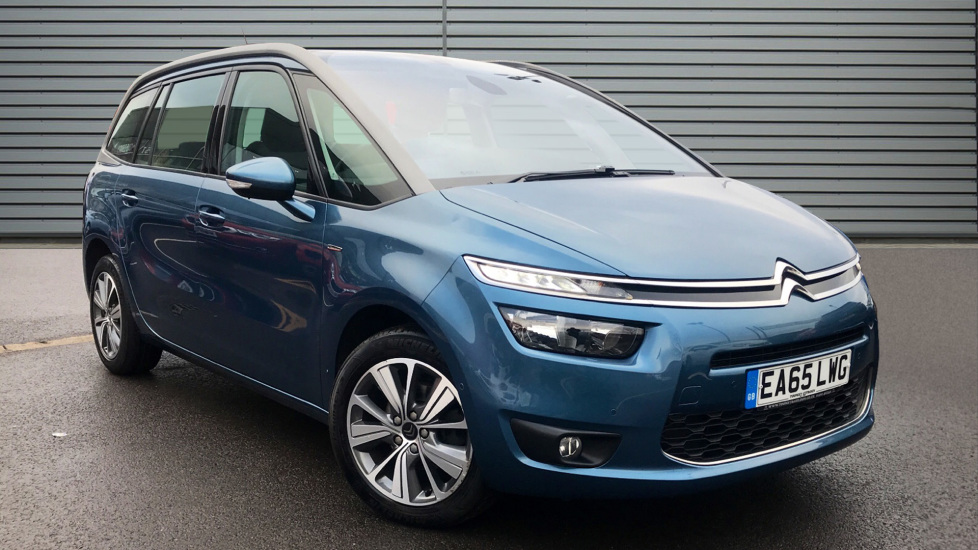 Used Citroen GRAND C4 PICASSO MPV 1.6 BlueHDi Exclusive EAT6 (s/s) 5dr