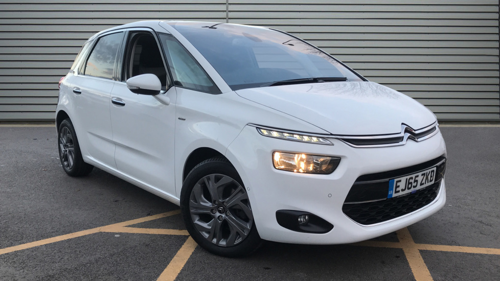Used Citroen C4 Picasso MPV 1.6 BlueHDi Exclusive+ EAT6 (s/s) 5dr