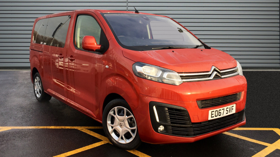 Used Citroen SPACETOURER MPV 1.6 BlueHDi Feel M (s/s) 5dr