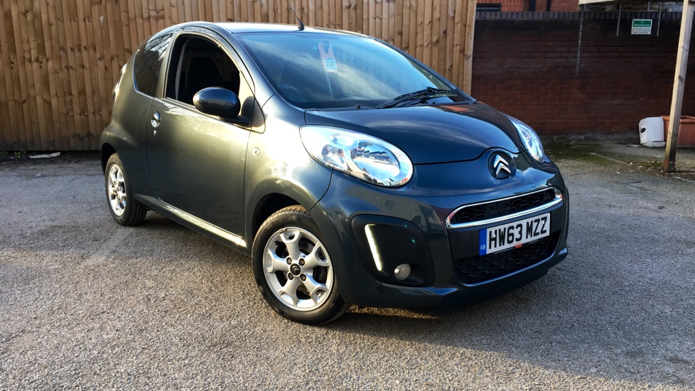 Used Citroen C1 Hatchback 1.0 i VTR+ 3dr