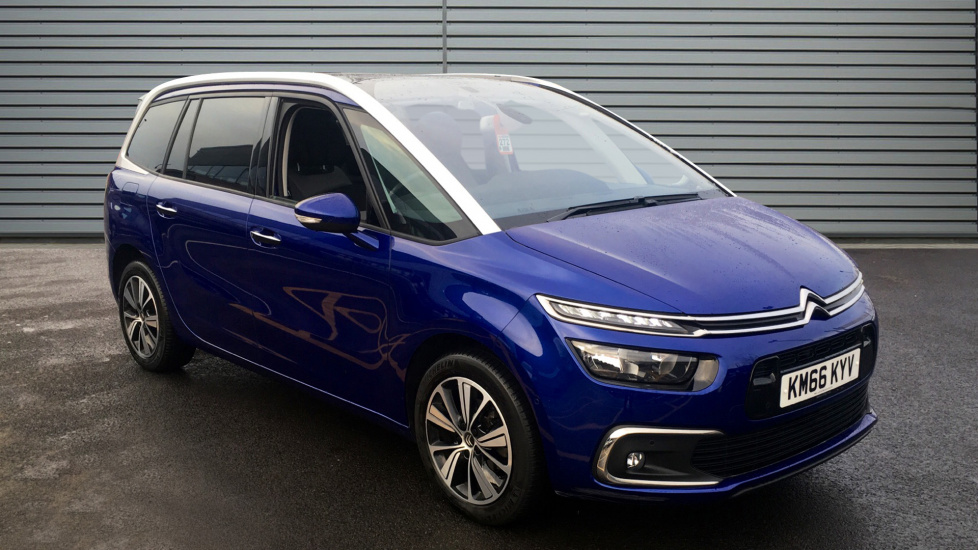 Used Citroen GRAND C4 PICASSO MPV 1.6 BlueHDi Flair 5dr (start/stop)