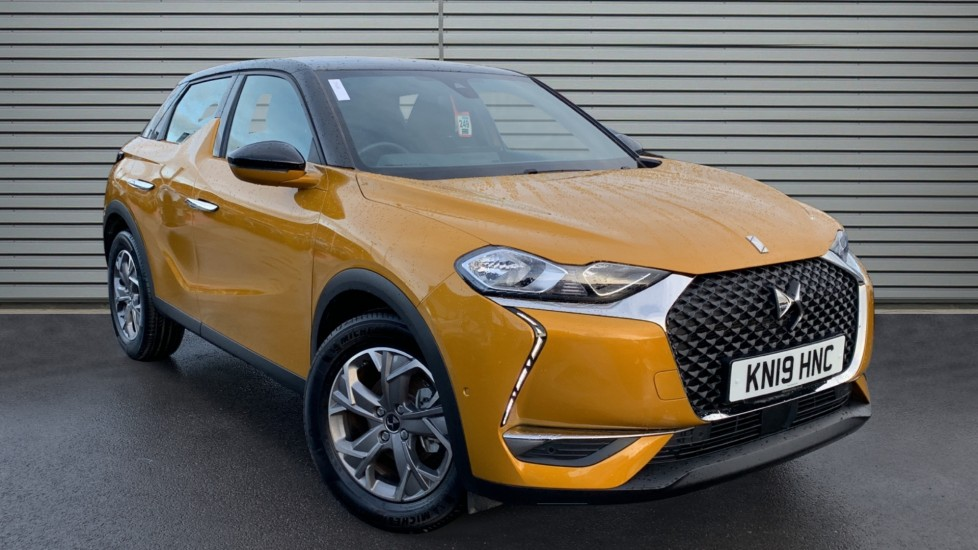 Used DS Automobiles DS 3 CROSSBACK SUV 1.2 PureTech Elegance Crossback (s/s) 5dr