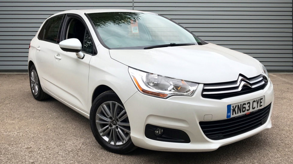 Used Citroen C4 Hatchback 1.6 e-HDi Airdream VTR+ EGS6 5dr