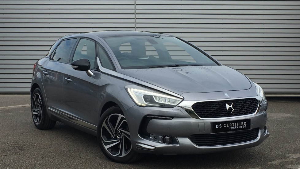 Used DS Automobiles DS 5 Hatchback 2.0 BlueHDi Prestige EAT6 (s/s) 5dr