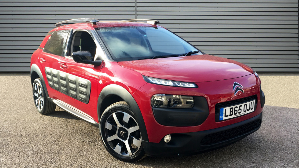 Used Citroen C4 CACTUS Hatchback 1.6 BlueHDi Flair 5dr (start/stop)