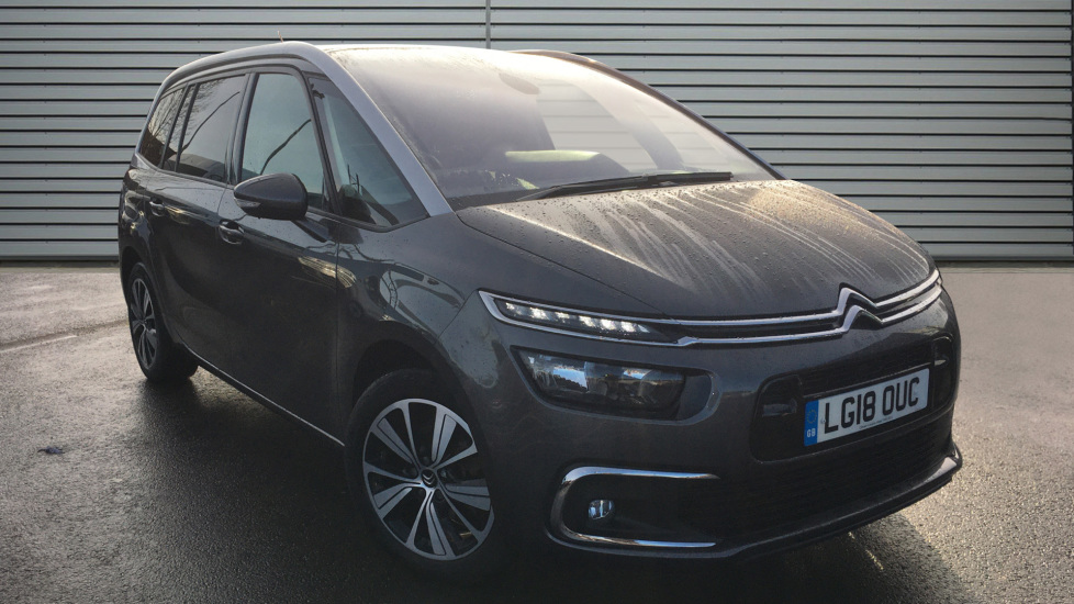 Used Citroen Grand C4 Picasso MPV 1.6 BlueHDi Flair EAT6 (s/s) 5dr