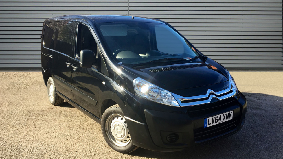 Used Citroen DISPATCH Panel Van 1.6 HDi 1000 L1H1 Enterprise Panel Van 5dr