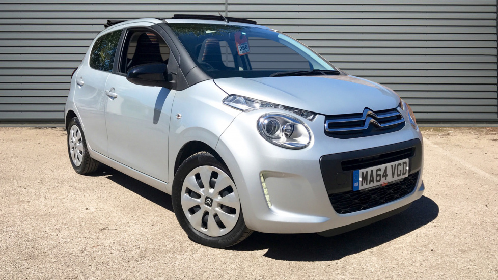 Used Citroen C1 Convertible 1.2 PureTech Feel Airscape 5dr