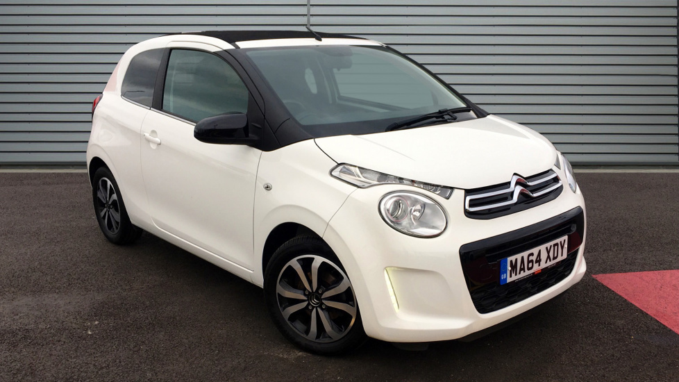 Used Citroen C1 Convertible 1.0 VTi Flair Airscape 3dr (start/stop)