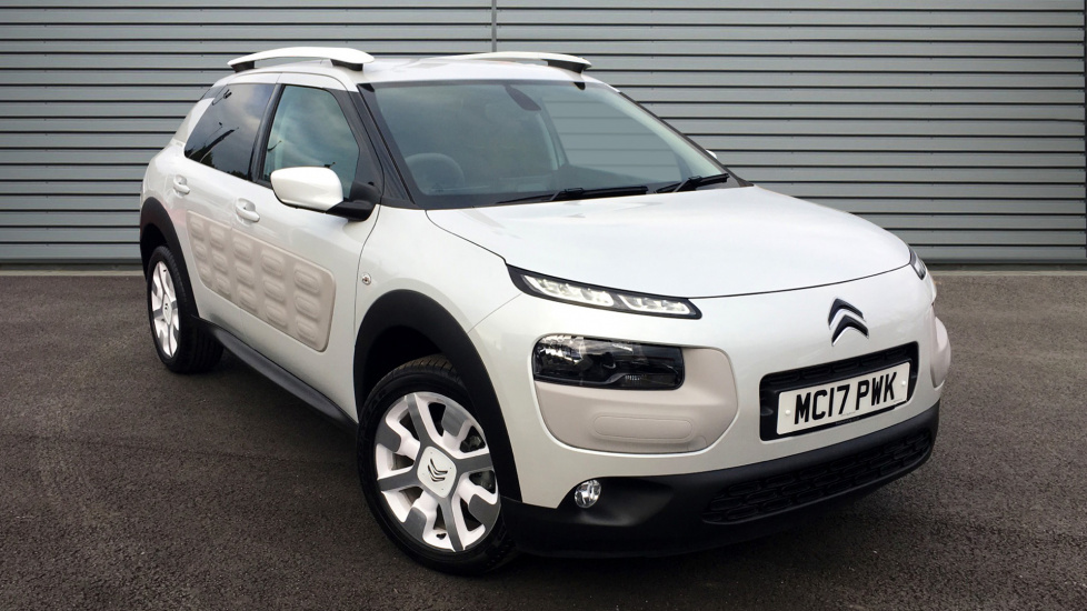 Used Citroen C4 CACTUS Hatchback 1.2 PureTech W 5dr (start/stop)
