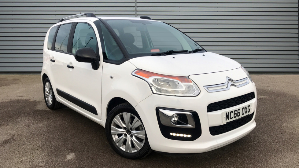 Used Citroen C3 PICASSO MPV 1.2 PureTech Edition 5dr (start/stop)