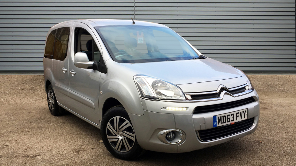Used Citroen BERLINGO MULTISPACE MPV 1.6 HDi VTR 5dr