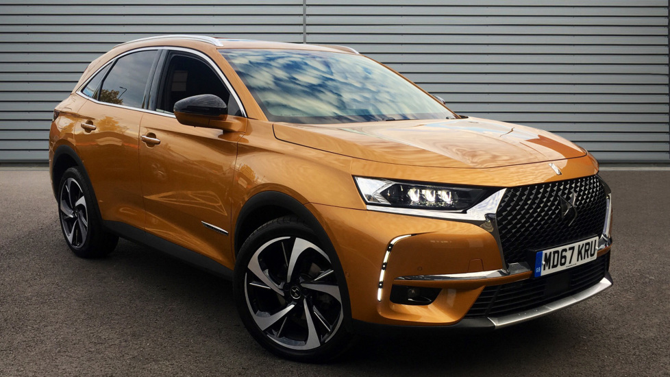 Used DS Automobiles DS 7 CROSSBACK SUV 2.0 BlueHDi Prestige Crossback EAT8 5dr