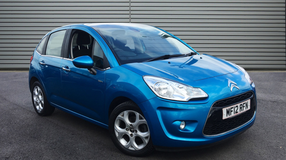 Used Citroen C3 Hatchback 1.4 VTi 16v Exclusive 5dr